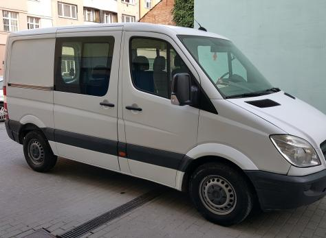 Mercedes Benz Sprinter 209